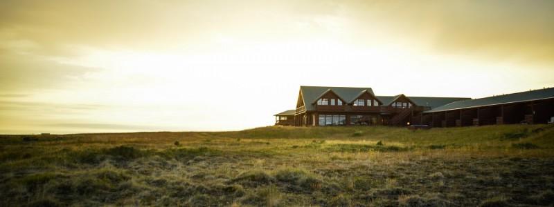 Voyage de noces en Islande : Hotel Ranga