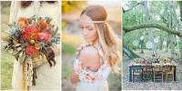 Mariage hippie : la tendance à suivre