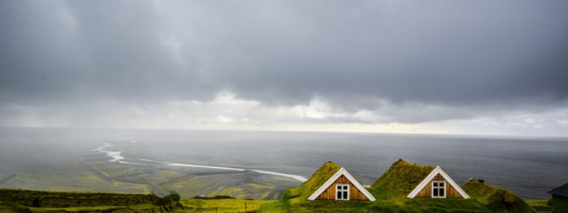 Voyage en Islande part 8 : Skaftafell, Vik & Fosshotel Nupar