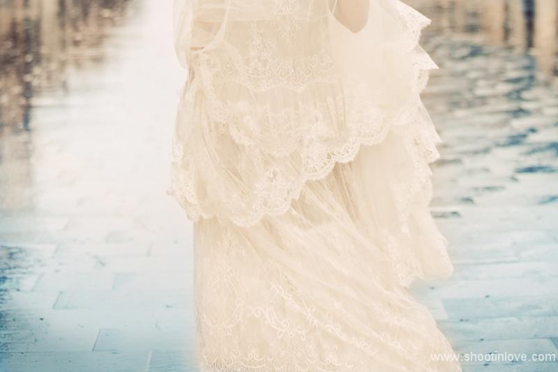 robe de mariée grande taille poisd