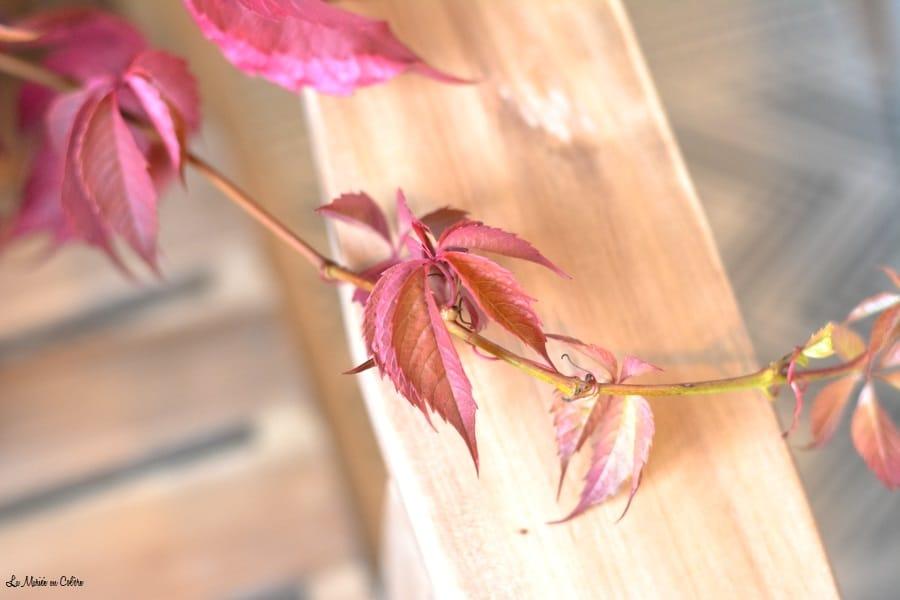 bouquet mariée automne