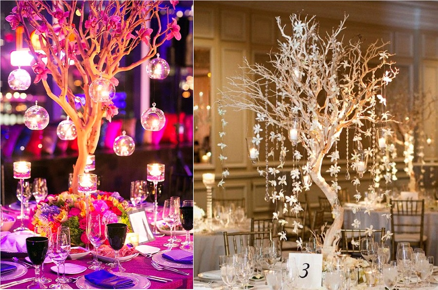 Inspiration d corer son mariage avec des arbres la mari e en col re blog - Pinterest deco mariage ...