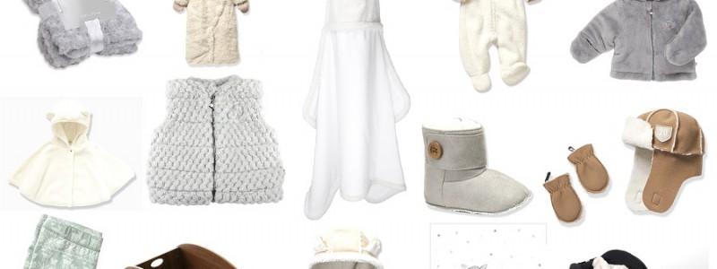 {Shopping} Bébé d'hiver
