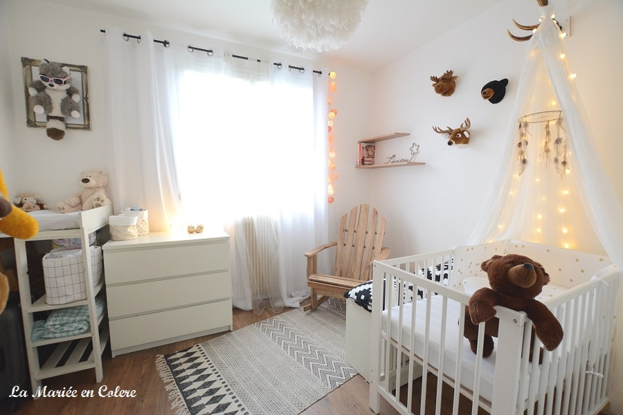 décoration chambre bébé