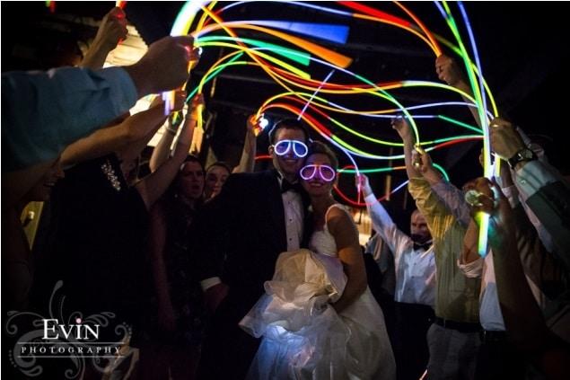 evin photography - Ballon Phosphorescent Mariage