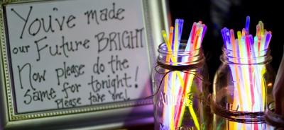 Les bracelets lumineux pour votre mariage : Oui ou Non ?
