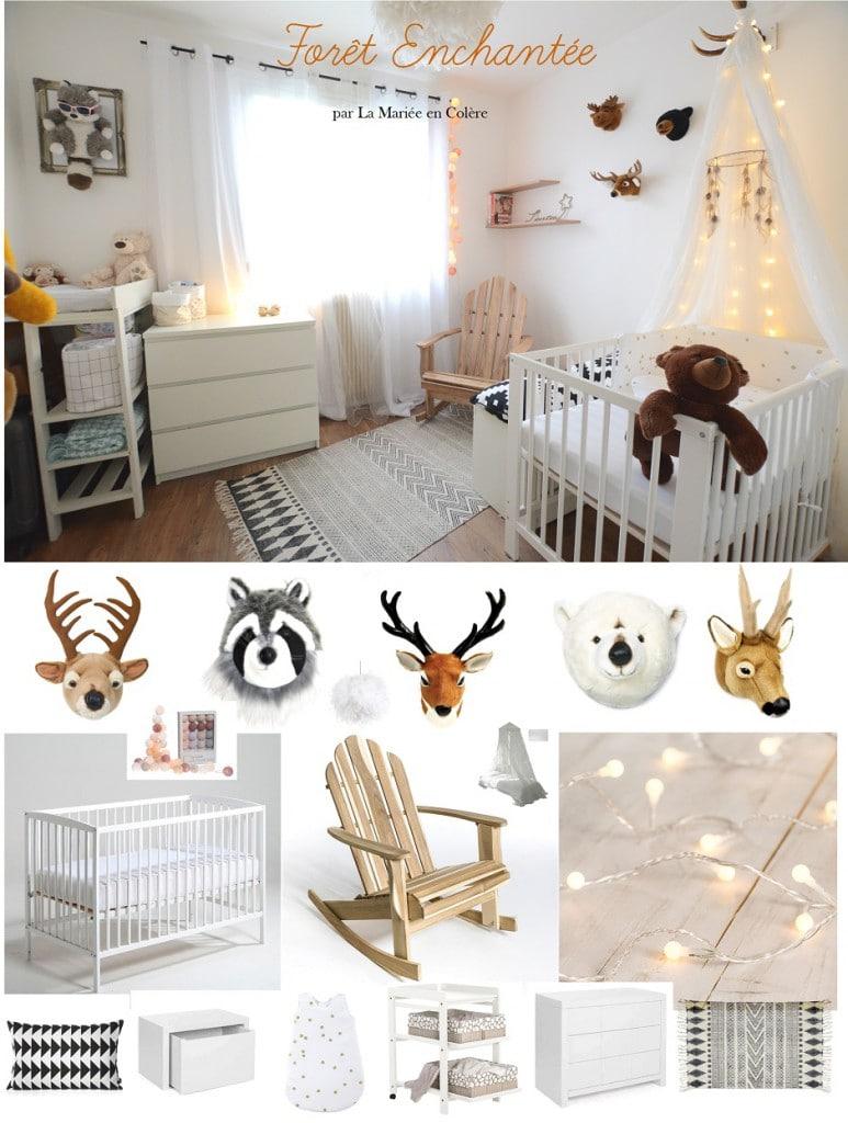 shopping la chambre dans la for t enchant e de louise. Black Bedroom Furniture Sets. Home Design Ideas