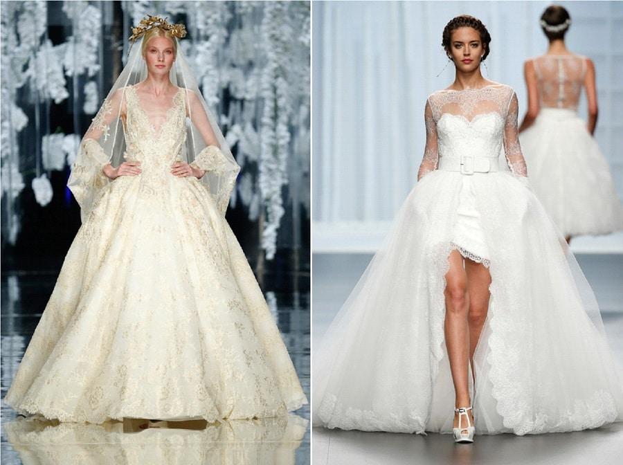 Robes de mariée 2016 : 10 modèles de princesse - La Mariée en ...
