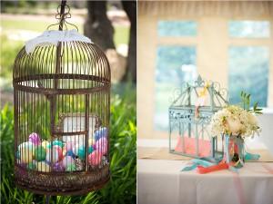 Deco mariage cage oiseaux la mari e en col re blog for Cage a oiseaux deco