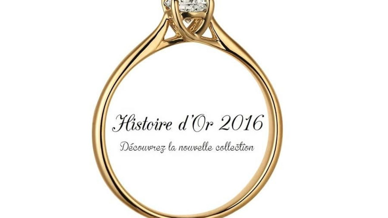 Plus adapté Bijoux de Mariage : Nouvelle collection Histoire d'Or OR-85