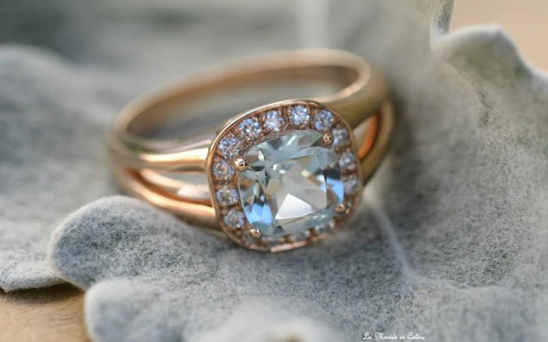 {A découvrir} Ma bague de fiançailles préférée dans la nouvelle collection Madame de Gemmyo