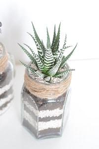 décoration mason jar mariage