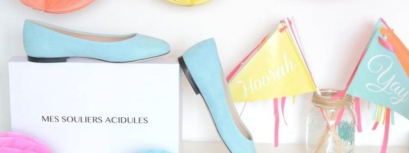 Des chaussures personnalisées pour mon mariage