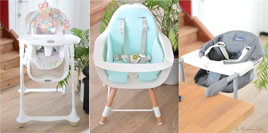 test produit les chaises hautes pour b b la mari e en col re blog mariage grossesse. Black Bedroom Furniture Sets. Home Design Ideas