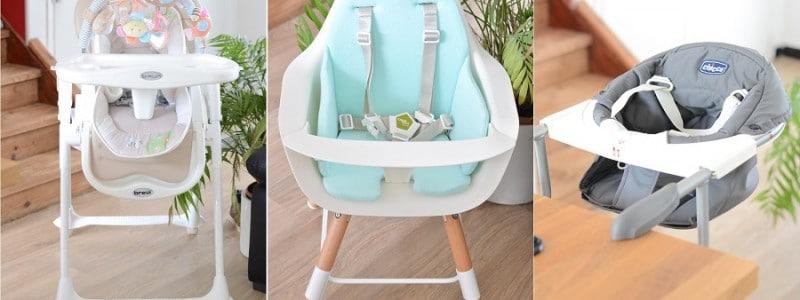 {Test Produit} Les chaises hautes pour bébé