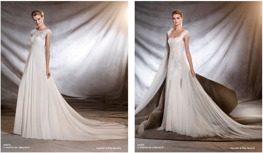 Pronovias 2017 fashion show - Robes De Mari 233 E Pronovias 2017 La Mari 233 E En Col 232 Re