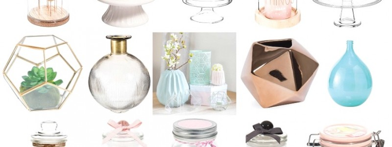 {Shopping} 5 éléments originaux à intégrer à votre décoration de mariage