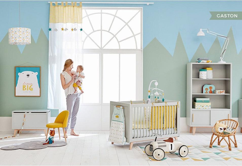 chambre bébé maisons du monde (3)