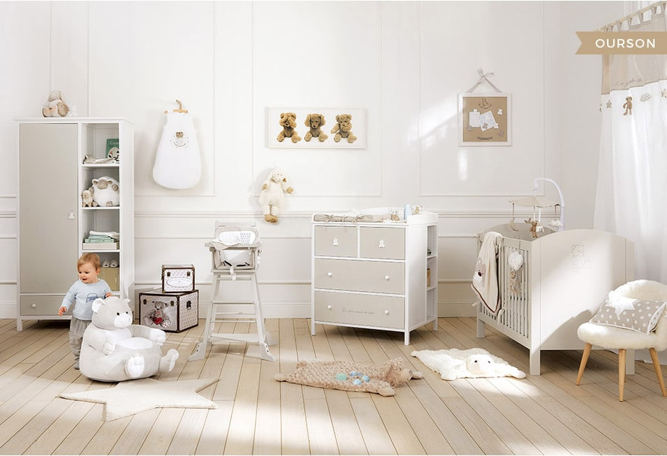 maison du monde chambre bebe maison design. Black Bedroom Furniture Sets. Home Design Ideas