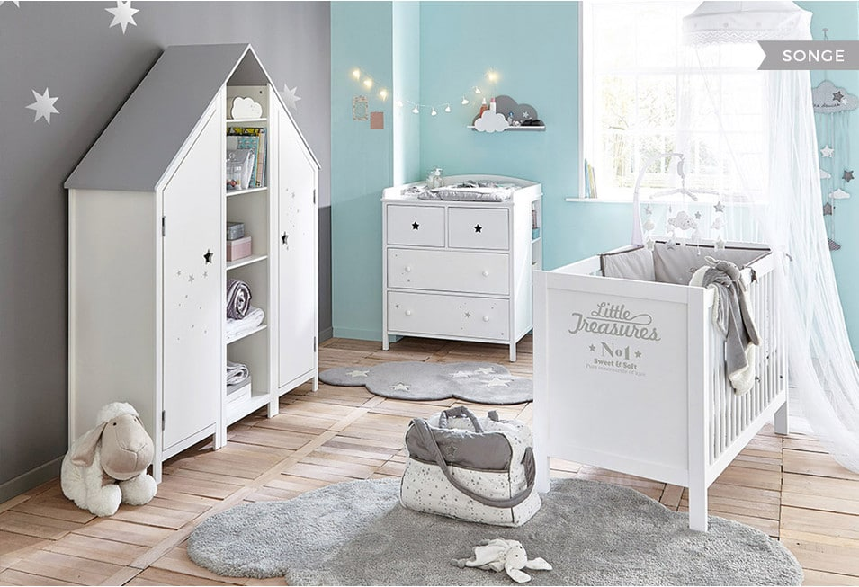 chambre petite fille maison du monde pr l vement d 39 chantillons et une bonne id e. Black Bedroom Furniture Sets. Home Design Ideas