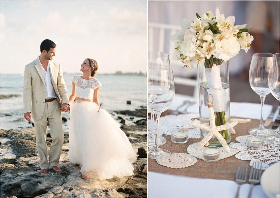 inspiration mariage la plage se marier sur une plage. Black Bedroom Furniture Sets. Home Design Ideas