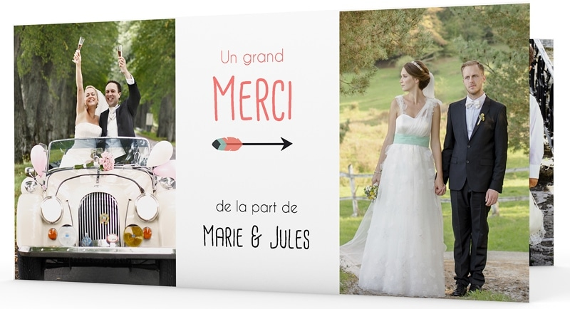 faire part remerciements de mariage petit guide pour les mari s la mari e en col re blog. Black Bedroom Furniture Sets. Home Design Ideas