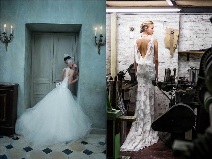 Robes de mariée Cymbeline 2017, une collection magnifique
