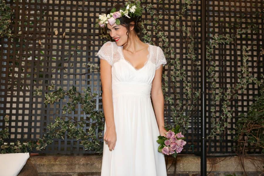 robe de mariée elsa gary Flora