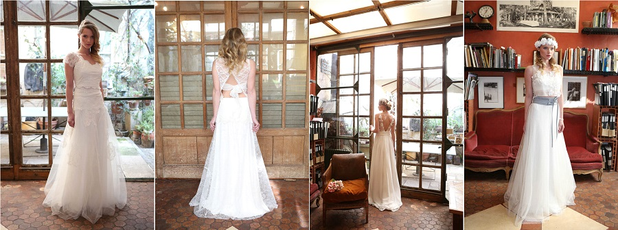 robe de mariée elsa gary princesse