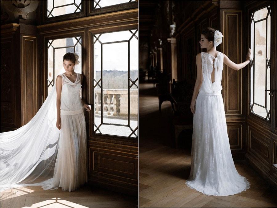 robe de mariée cymbeline, modèle biguine