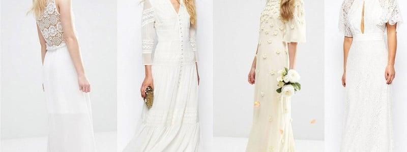 {Shopping} 15 robes longues pour le lendemain du mariage