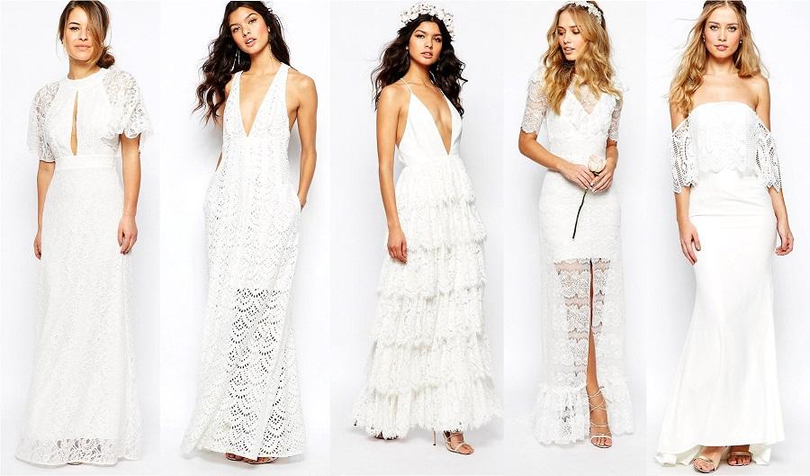 Shopping} 15 robes longues pour le lendemain