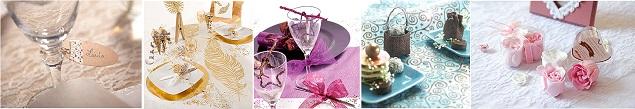 site décoration mariage