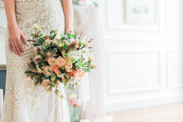 Inspiration : Mariage chic à Paris