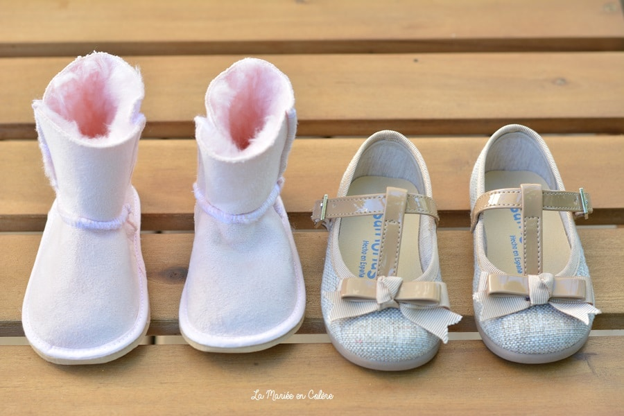 Chaussures babies bébé