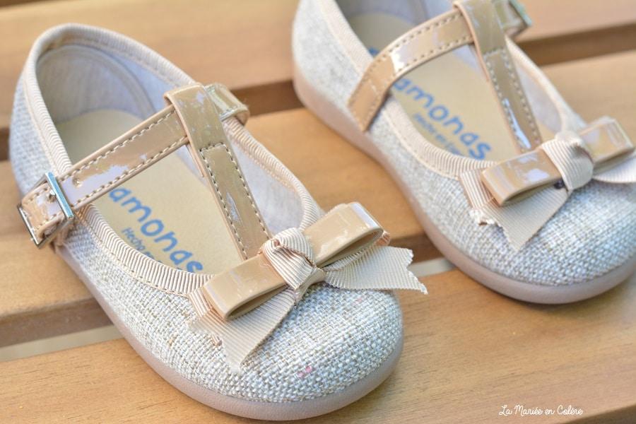 chaussures bébé été