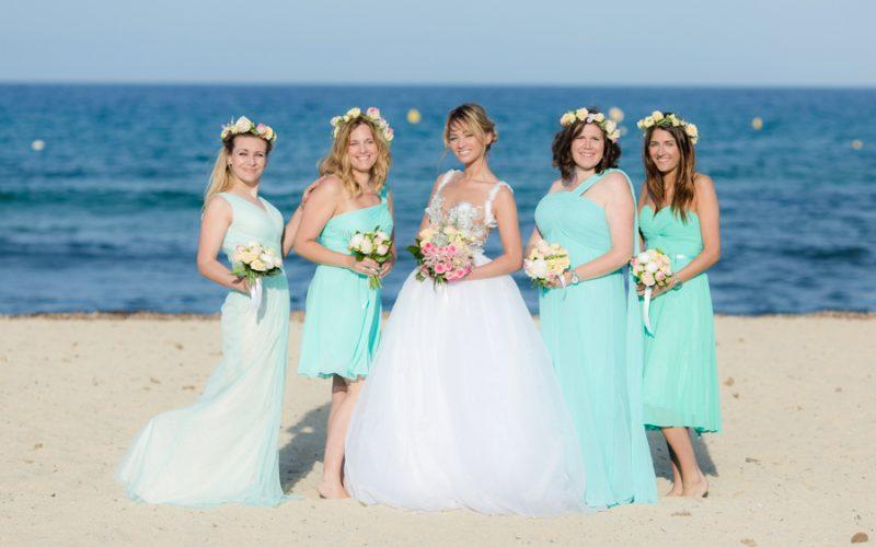 Inspiration : Mariage à St Tropez