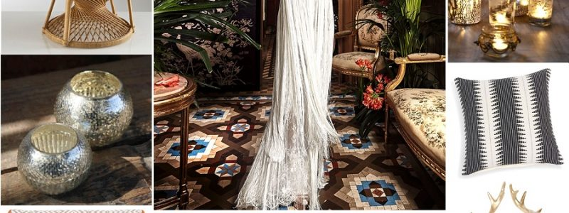 boho mystic wedding