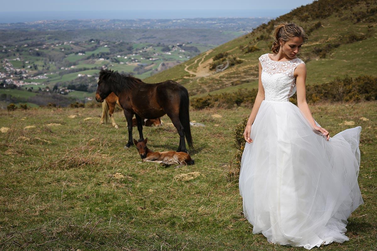 Robe de mariée Celena