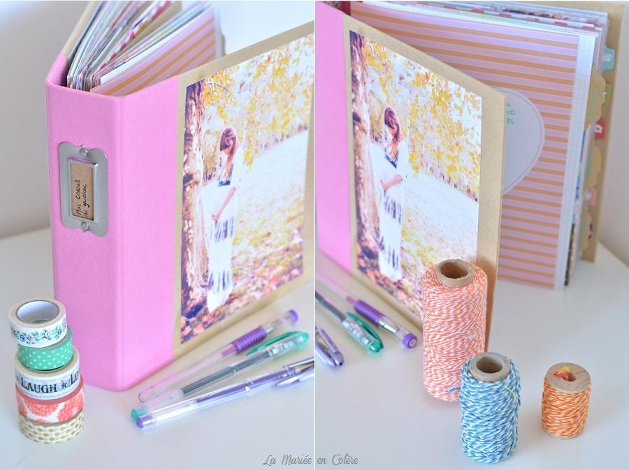 diy mon journal de grossesse sp cial pour les futures mamans. Black Bedroom Furniture Sets. Home Design Ideas