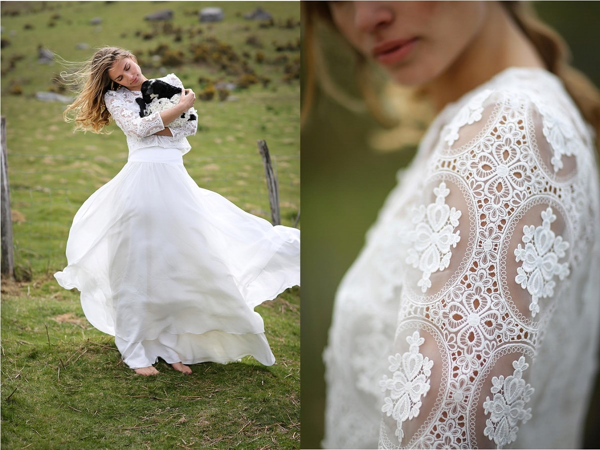 robe de mariée Marie Laporte 2017 (1)