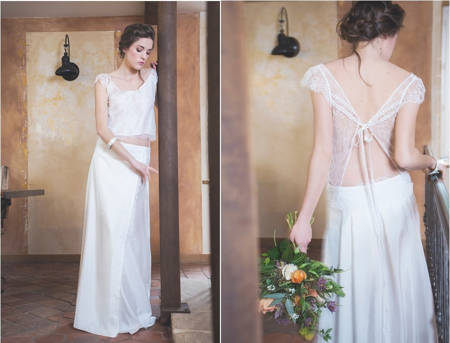 robe de mariée aurélia hoang 2017