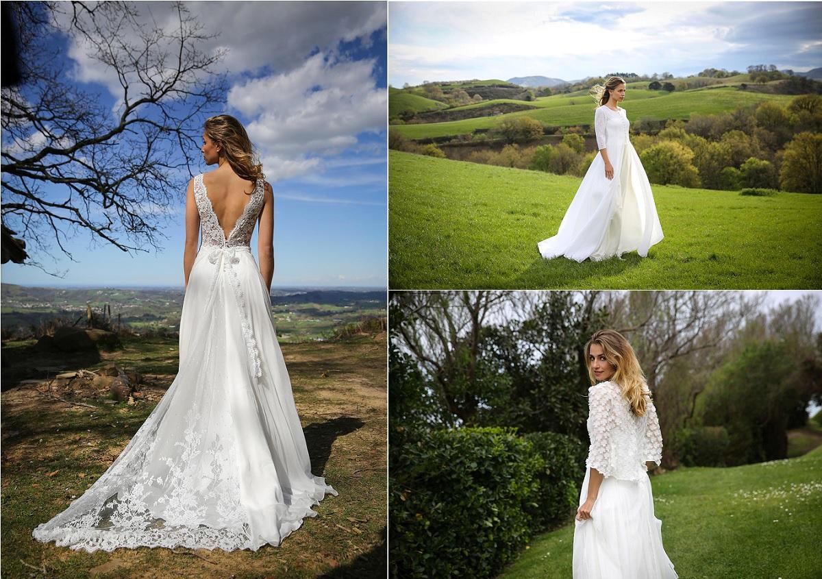 Créatrice de robes de mariée : Marie Laporte collection 2017