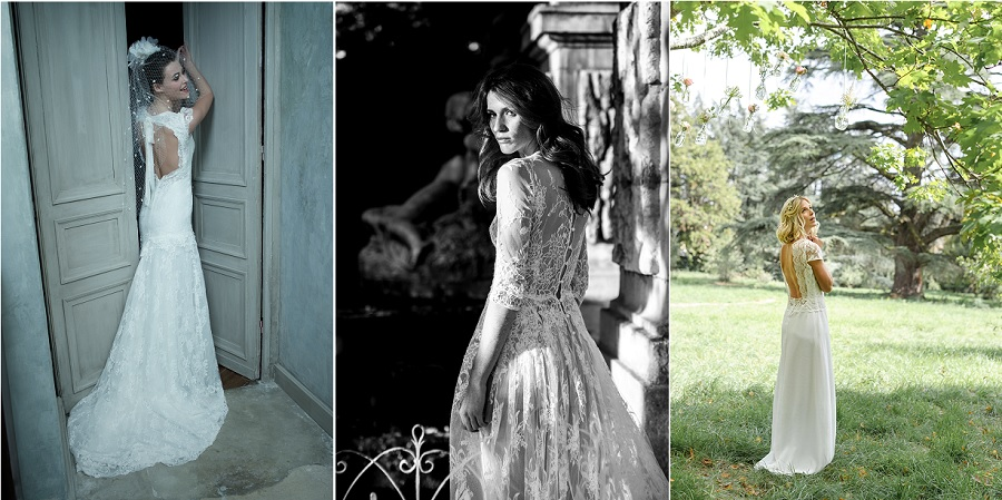 tendances robes de mariée 2017