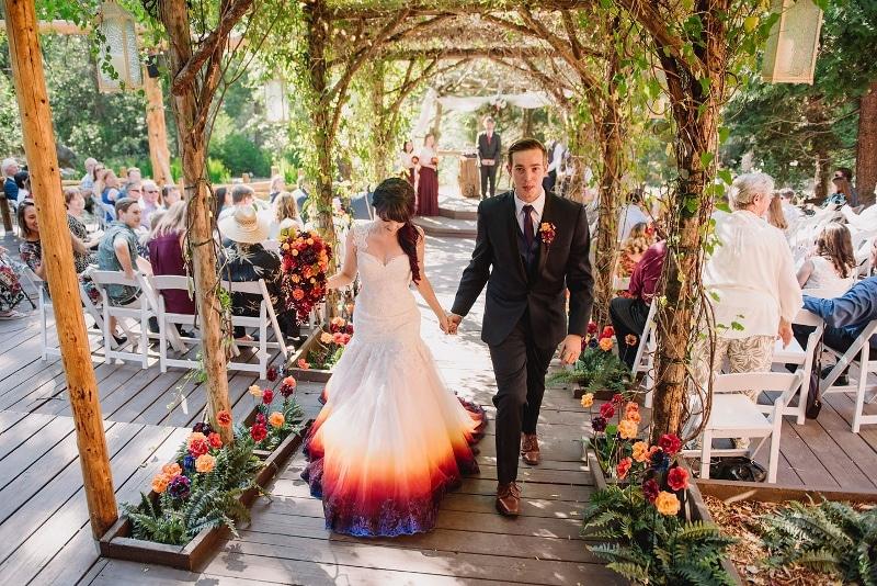 robe de mariée originale