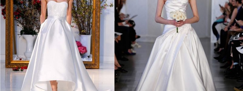Votez pour votre robe de mariée préférée : robes chics