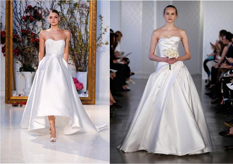 Votez pour votre robe de mari e pr f r e robes chics for Robes pour la 50e anniversaire de mariage