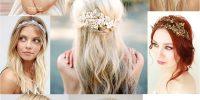 {Shopping} Jolis bijoux de tête pour la mariée