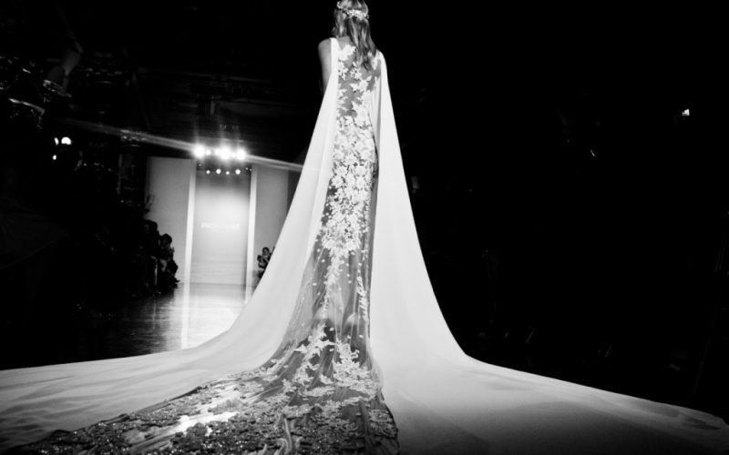 Pronovias fait son show à la Fashion Week New-Yorkaise