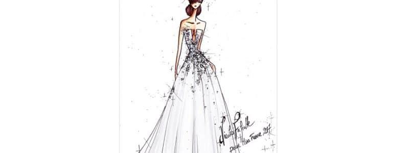 Découvrez la robe que portera Miss France 2017